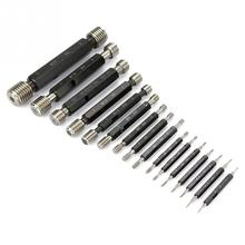 Steel Mer cury Gage Thread Plug Gauge Double Screw Thread Plug Gauge or Taper Shank Thread Plug Gauge High Quality