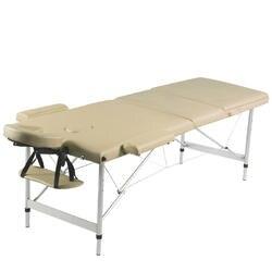 Panana профессиональный спа массажные столы складной с Подушка для сумки подлокотник салон мебель деревянный/алюминий рамки красота кровать