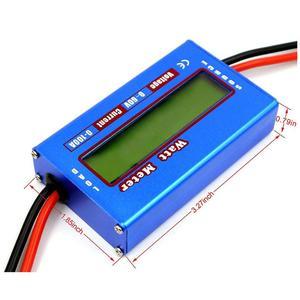 Image 5 - DC 60V 100A Balance tension batterie analyseur de puissance affichage LCD numérique Watt mètre mesure contrôleur équilibreur chargeur pour RC outils