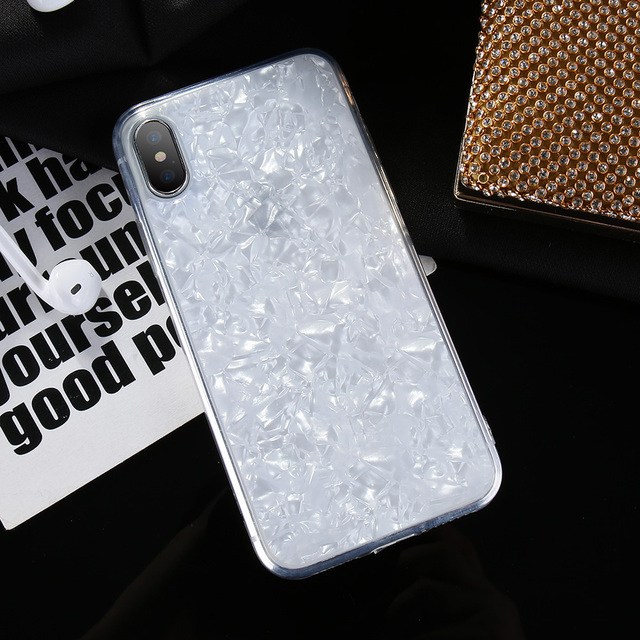 Glitter Silicone Case for iPhone