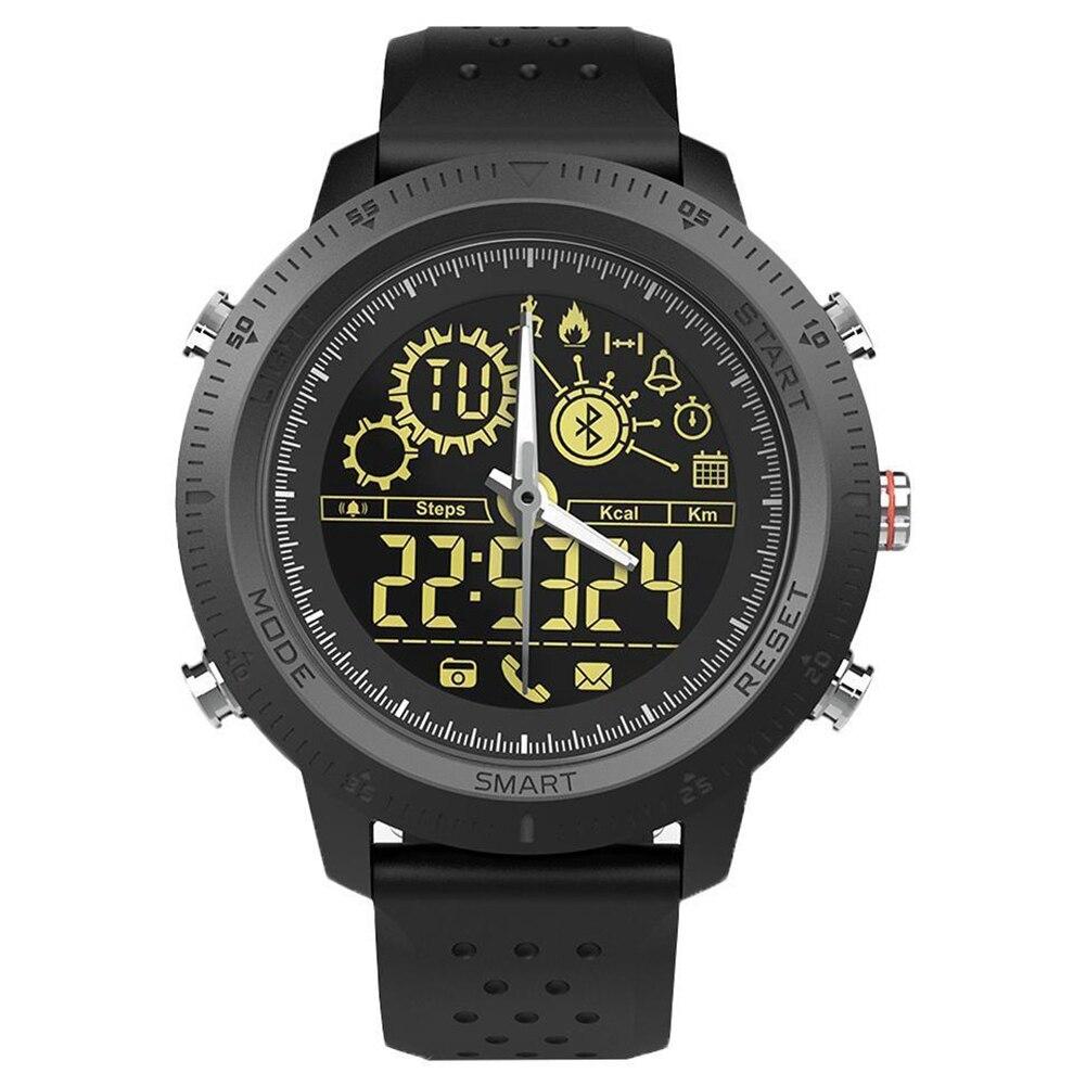 Praktisch Nx02 Sport Horloge Slimme Armband Fitness Tracker Monitor Mode Pols Band Yu