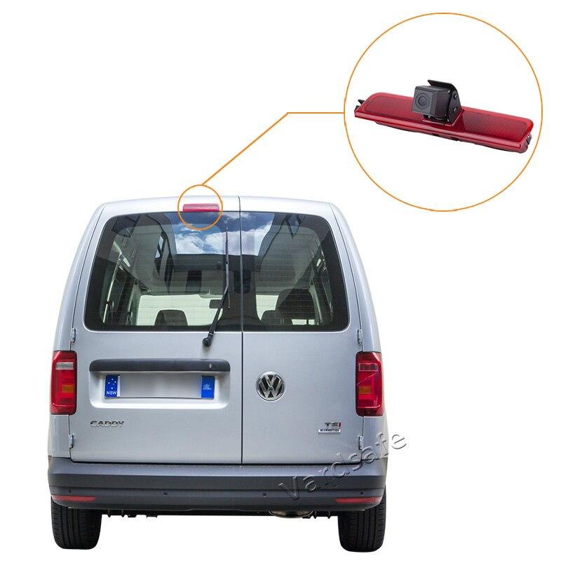 Vardsafe VS940   feu de freinage Parking caméra de recul pour Volkswagen Caddy/panneau Caddy/durée de vie (2003-2019)