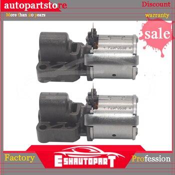 ใหม่ 2 PCS อัตโนมัติ trans 6 ความเร็ว DSG transmission Solenoid 26500032KA 02E321371E สำหรับ VW Audi 02E N215 PC1 & N216