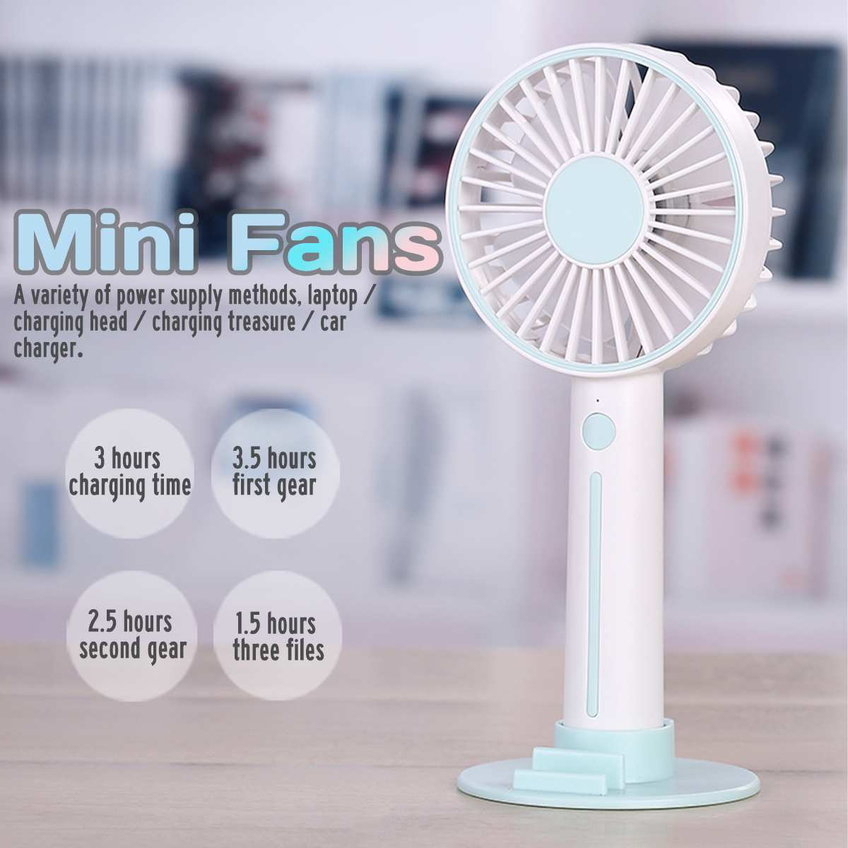 USB Air Cooler For Outdoor Hot Work Mini Fan Portable Handheld Type Battery Operated 3.5 Hours 3 Gears Desktop Outsides ShoppingUSB Air Cooler For Outdoor Hot Work Mini Fan Portable Handheld Type Battery Operated 3.5 Hours 3 Gears Desktop Outsides Shopping
