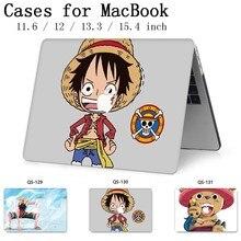 Caliente para portátil MacBook caso para el ordenador portátil MacBook Air Pro Retina 11 12 13,3 de 15,4 pulgadas con Protector de pantalla teclado Cove