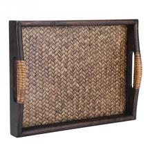 Multifunctional Bamboo Serving Tray