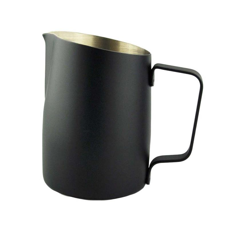 Stainless Steel Pull Flower Espresso Frothers Frothing Garland Cup Latte Jug Craft Milk Mug Coffee Cappuccino Cooking Tools|Coffee Pots| |  - title=