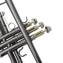 SLADE 3 шт. труба Поршневой клапан Весна аксессуары часть замена производительность саксофон труба флейта кларнет походные полосы