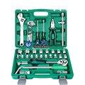 Buchse Set Universal Auto Reparatur Werkzeug Ratsche Set Drehmoment Wrench Kombination Bit EINE Reihe Von Tasten Multifunktions