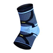 AOLIKES Elastic Ankle Support Sports Basketball Compression Foot Brace