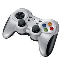 Logitech F710 полное колебание 2,4G Беспроводной геймпад, джойстик игра, ручной контроллер для Футбол аркадные игры