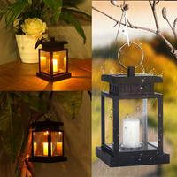 Solar Candle Light Outdoor Landscape Decoration Waterproof LED environmental protection energy saving. Light 1 x