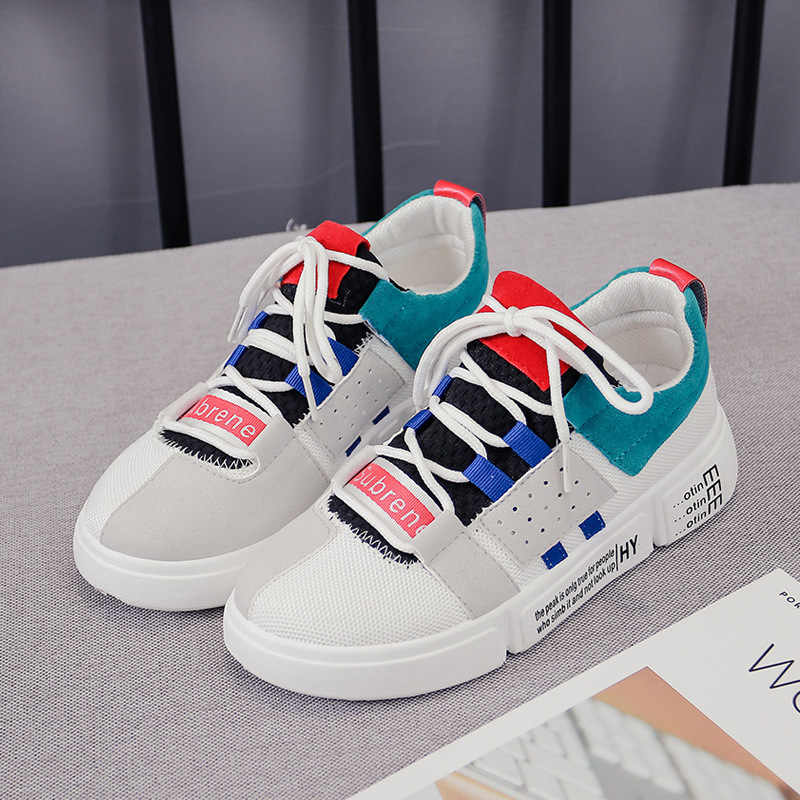 2019 New Shoes Woman Off White Sneakers