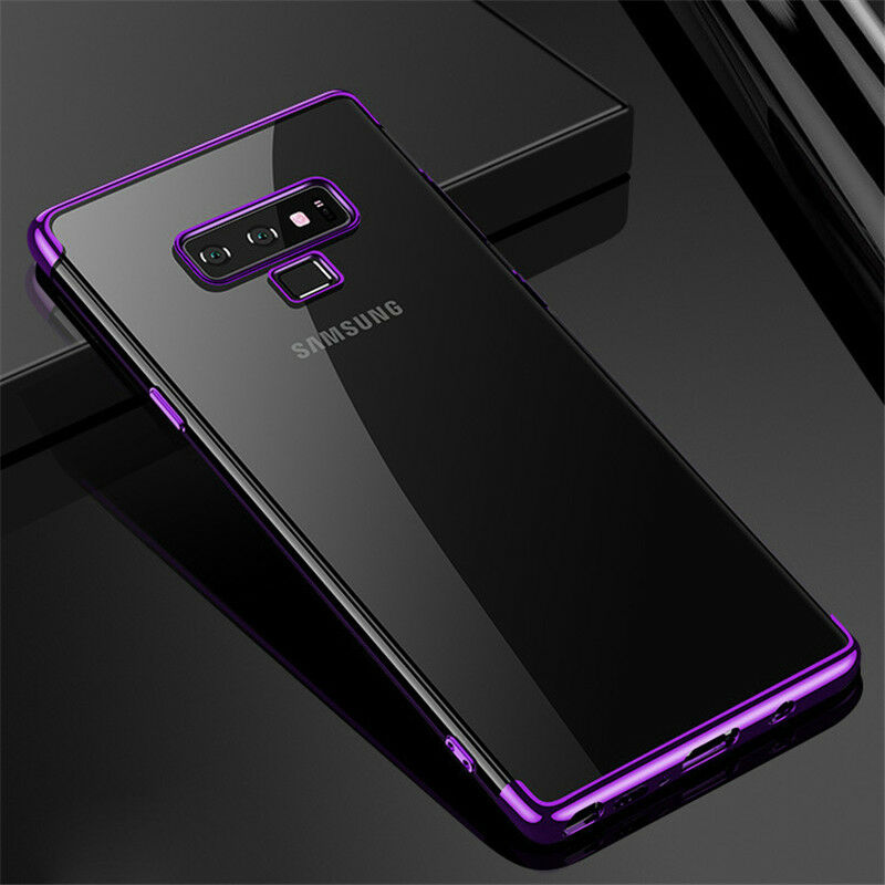 Clear Soft Case For Samsung Galaxy S10 E S10 Plus M20 M10 Note 9 8 S9 S8 Plus S7 S6 Edge A9S A8S A6S A9 2018 A750 2018 A710 Case