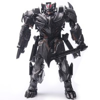 WEIJIANG W8073 Transformation Gunpla Movie Anime Figure Model Deformable Robot about 30cm Abs Plastic Alloy Boy Toy for children