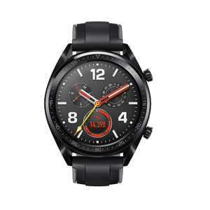 Image 4 - Huawei Watch GT Smartwatch supports GPS NFC 14 Days Battery Life 5ATM waterproof Phone Call Heart Rate Tracker For iOS Android