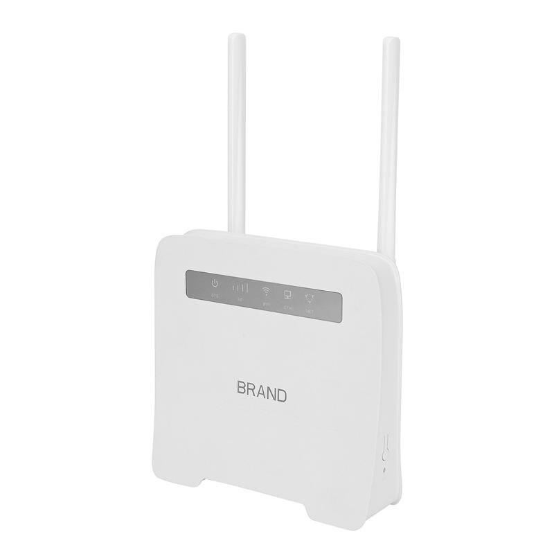 Routeur B935Plus 3G 4G/répéteur Wifi Cpe/Modem routeur sans fil haut débit antenne externe haut Gain routeur de bureau à domicile avec Sim - 3