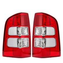 1 Pair Tail Rear Light Brake Right Left Side font b Lamp b font Taillight With