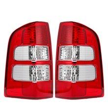 1 пара хвост задний фонарь тормоза правой Левая сторона фонарь с лампой для Ford Ranger Thunder пикап 2006 2007 2008-2011