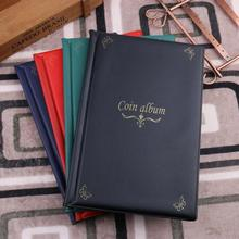 10 Pages 150 Pockets album for Coins Collection Book Home Decoration photo PVC Coin Album Holders