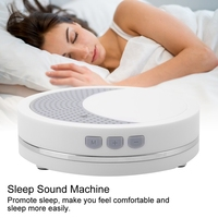 White Noise Sound Therapy Machine Soothing Nerve Sleep Sound Device Relaxation Sleep Meter