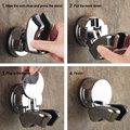 New adjustable stand bracket holder mount suction cup shower holder for bathroom shelf handheld shower holder Fixed seat #1211
