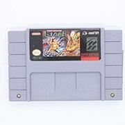 Super Adventure Island game cartridge for ntsc console