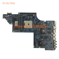 JU PIN YUAN For HP PAVILION DV6 DV6 6000 laptop motherboard 665284 001 All fully Tested