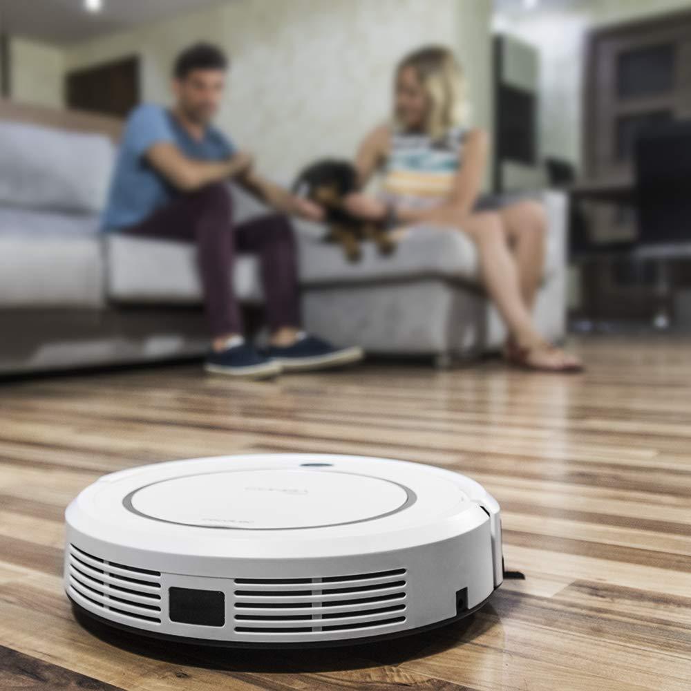 Cocotec robô aspirador de pó série conga 750 inteligente para casa profissional robô 4 em 1 grande potência sucção - 4