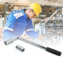 Телескопическая гаечный ключ для колеса автомобиля с 17/19 19/23 мм стандартные разъемы для удаления и затяжки колесо орехи