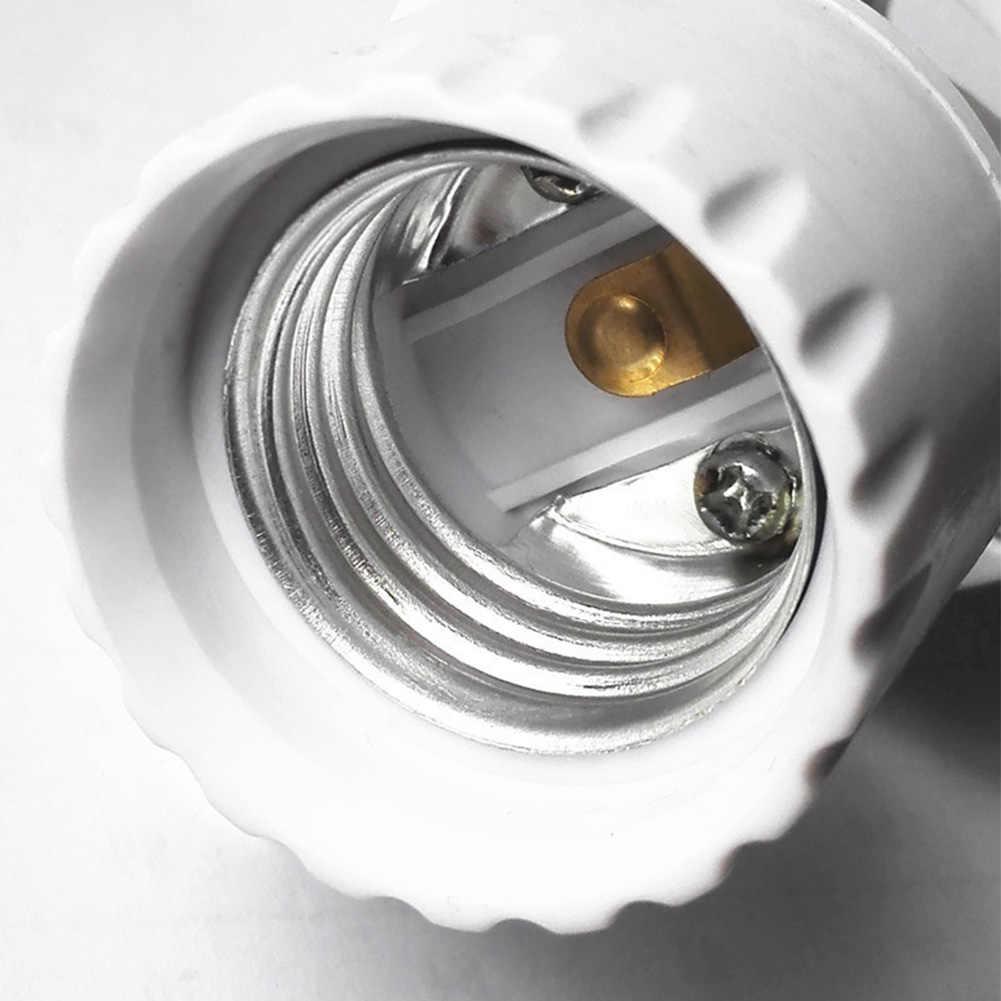 E27 PIR Sensor Lamp Holder 360 Degrees PIR Induction Motion Sensor IR Infrared Human E27 Socket LED Light Sensor Switch Base