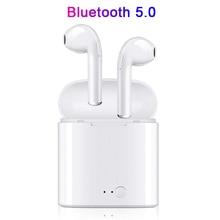 Mini Bluetooth 5.0 Earphones Tws Wireless Headsets Earphone Handsfree Air Ear Pods In-ear Earbuds With Mic For All Smart Phone