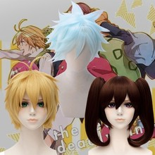 Anime The Seven Deadly Sins Cosplay Dragon Sin of Wrath Meli