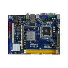 Для ASRock G31M-VS оригинальная материнская плата G41 LGA775 DDR2 SATA2