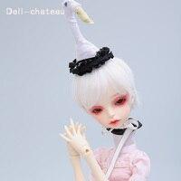 OUENEIFS Queena DC bjd sd doll 1/4 body model baby girls boys dolls eyes High Quality toys shop make up resin