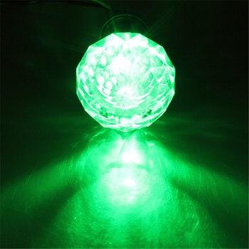 ARILUX RGB большой Цвет светодиодный лампы E27 3 W Diamond Crystal с удаленного Управление Регулируемая Цвета и Яркость