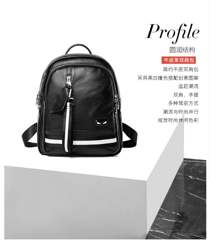 4 color  backpack 2019 new casual top layer leather shoulder bag female   BMC8088 190511 jia4 color  backpack 2019 new casual top layer leather shoulder bag female   BMC8088 190511 jia