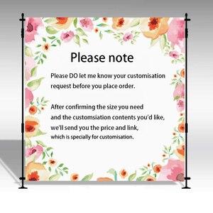 Image 5 - Joyeux anniversaire Photo fond pour petite princesse fleur toile de fond papillon bébé fête bannière arrière plans or paillettes printemps