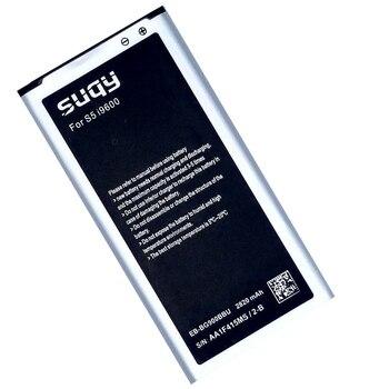 EB-BG900BBU EB-BG900BBC Batteria di ricambio per Samsung Galaxy S5 G900S G900F S 5 Batterie di Accumulatori Interna EB-BG900BBE