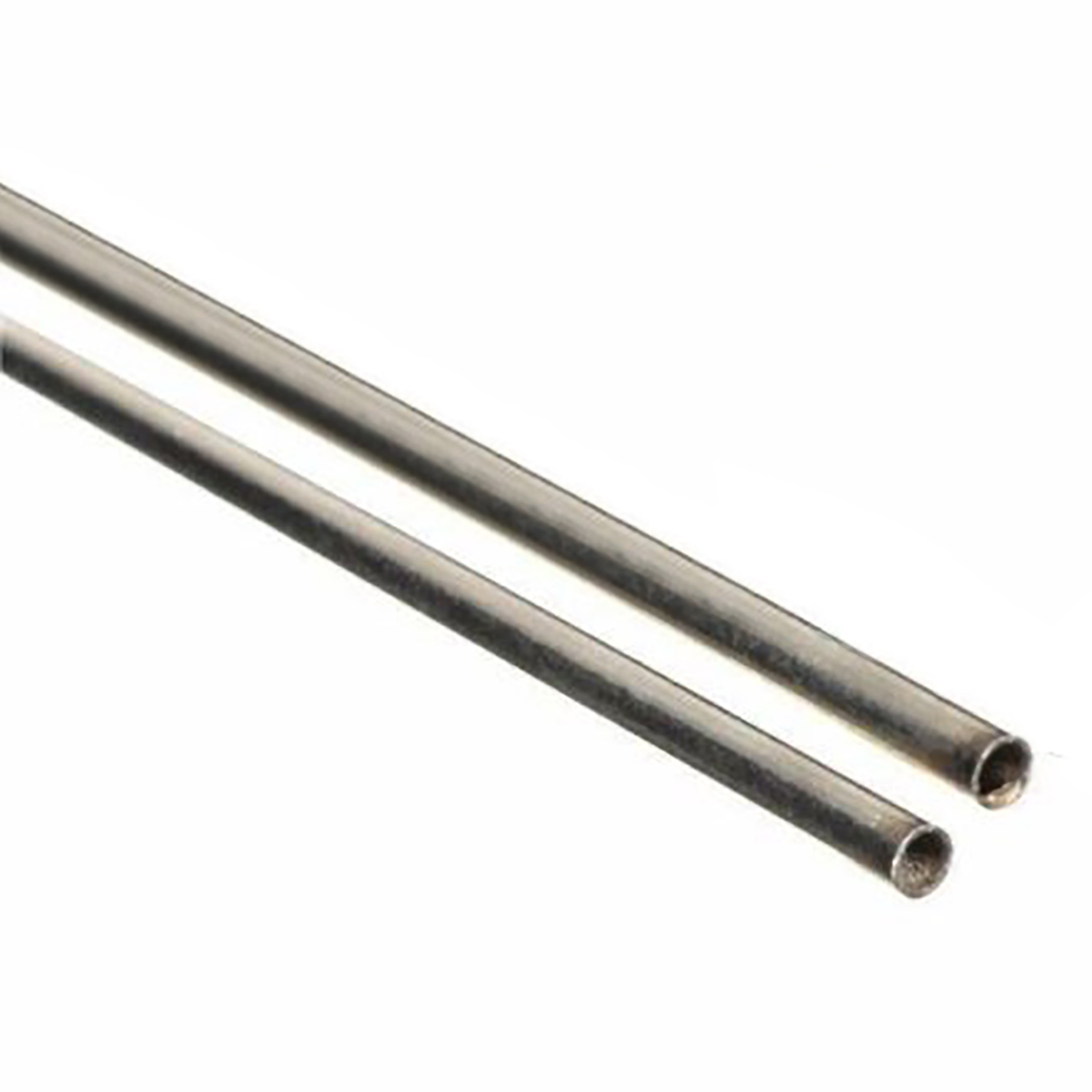 2pcs 500mm Length Stainless Steel Tubes 2mm Od 1 6mm Id