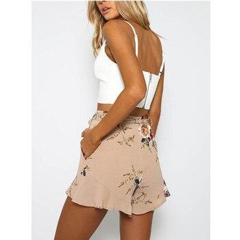 Print Sweet Girl Shorts 3