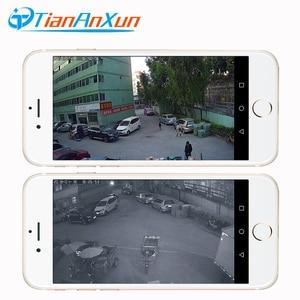 Image 5 - Tiananxun caméra de Surveillance extérieure IP wifi/1080P/720P, dispositif de sécurité domestique sans fil, avec enregistrement Audio et SD