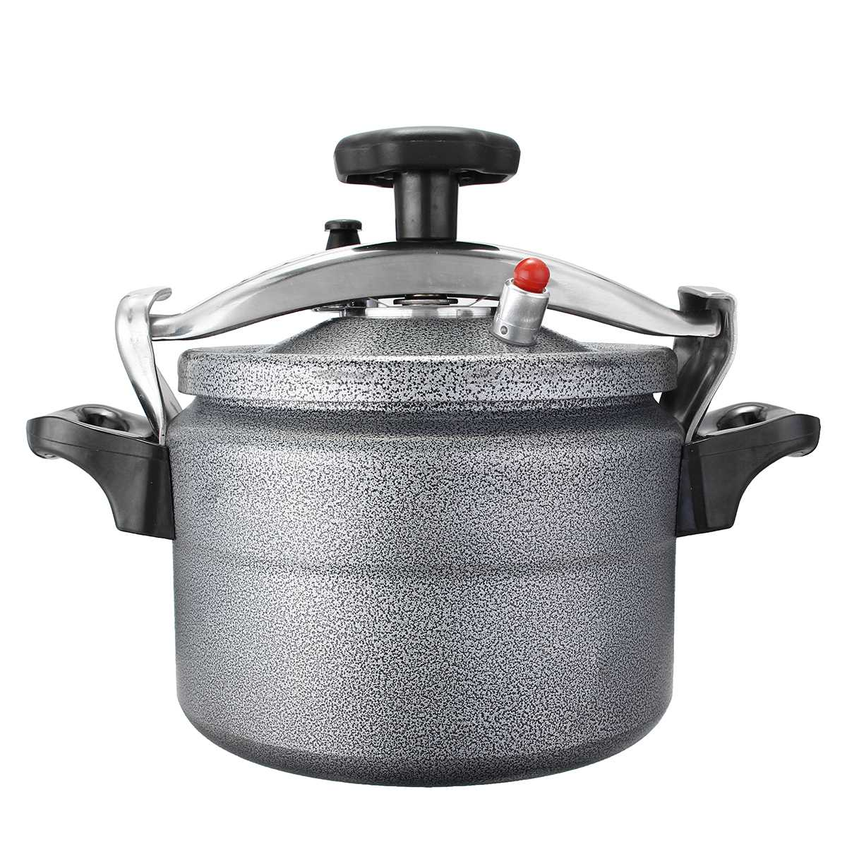 Explosão-Prova de alumínio Panela de Pressão Panela de Arroz Fogão de Cozinha de Acampamento Ao Ar Livre Pote Viagem Panela de Pressão Alta Altitude 3L