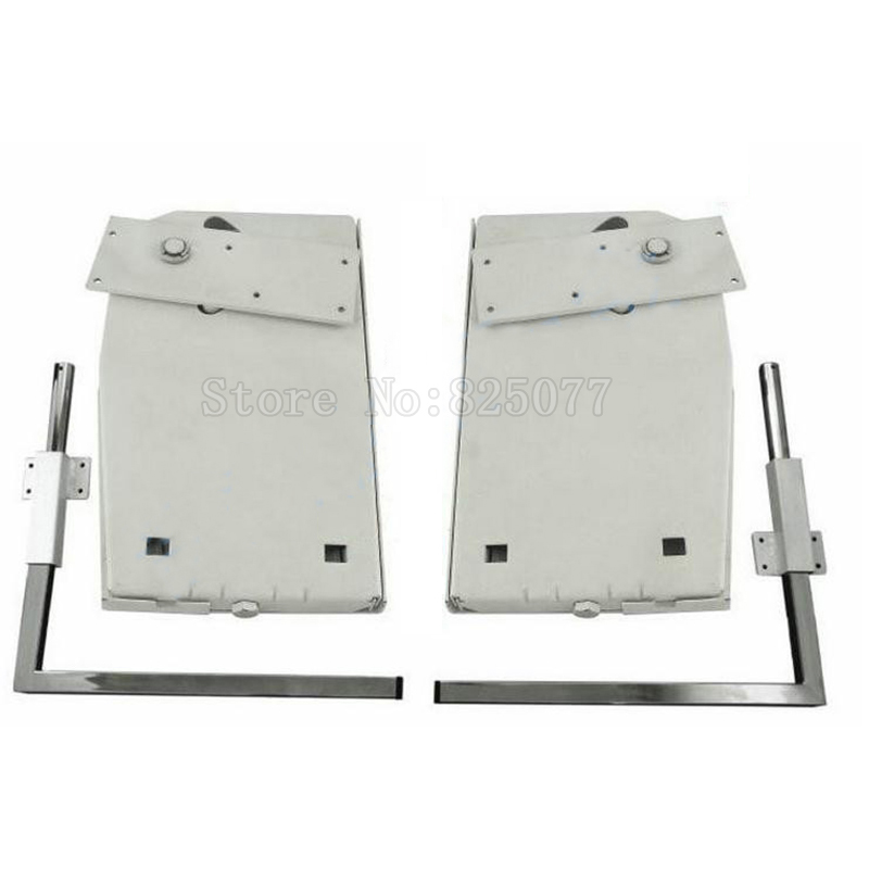 DIY Heavy Duty Шкаф кровать Murphy комплект оборудования для вертикальной и сбоку на стену сложить кровать механизм HM118