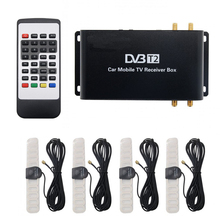 For Germany Europe H.265 MPEG-4 DVB-T2/T TV Receiver Multime