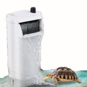 Tanque de peces y tortugas, filtro para acuario, sistema de filtración de agua, filtro de esponja para reptiles Bio Media plump