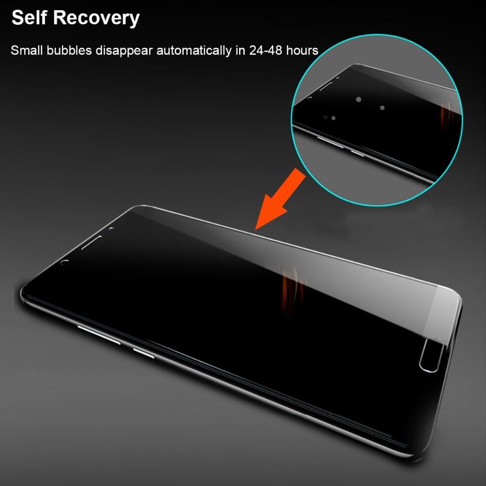 Image 3 - 2 шт передняя + задняя защитная пленка для экрана из ТПУ нанопленка для Xiaomi Mi A3 lite cc9e cc9 Гидрогелевая пленка с установленными инструментами-in Защитные стёкла и плёнки from Мобильные телефоны и телекоммуникации on