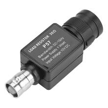 Hot P57 50ohm Black BNC to BNC Female 50KY Q9 Adapter Connector Accessories 10V DC(China)