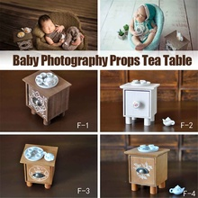 Infantil Shooting Studio Newborn Baby Photography Props Tea