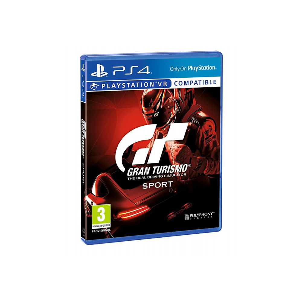 купить Game Deals play station Gran Turismo Sport for PS4 по цене 2469.05 рублей